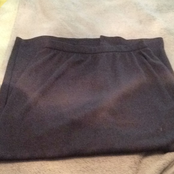 Worthington Dresses & Skirts - Dark gray skirt in size medium